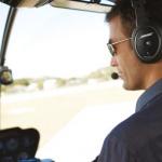 Komunikacja radiowa w kabinie pilota