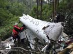 Katastrofa samolotu SP-AVD w Hiszpanii