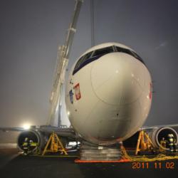 SP-LPC, Boeing 767